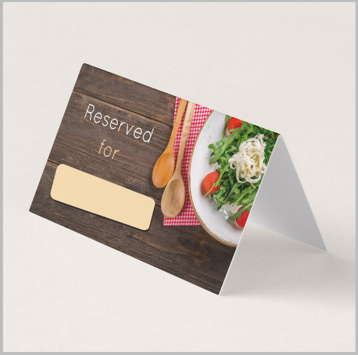 salad-restaurant-name-place-card-template
