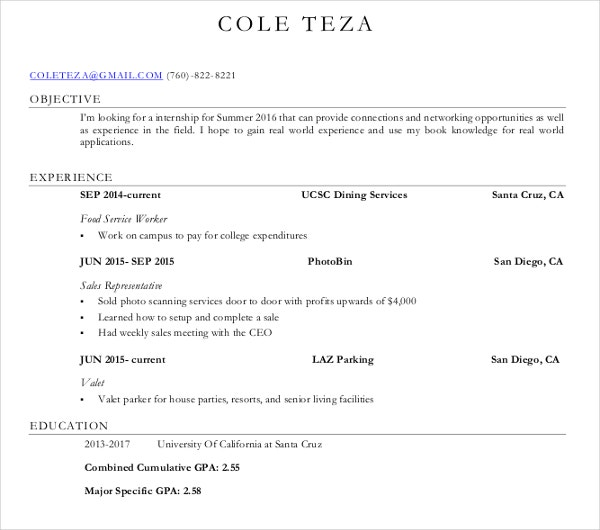 10  sales manager resume templates