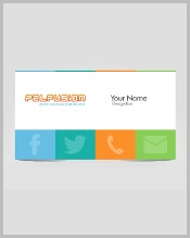 simple-free-social-media-business-card-template