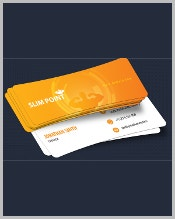 slim-business-card-template