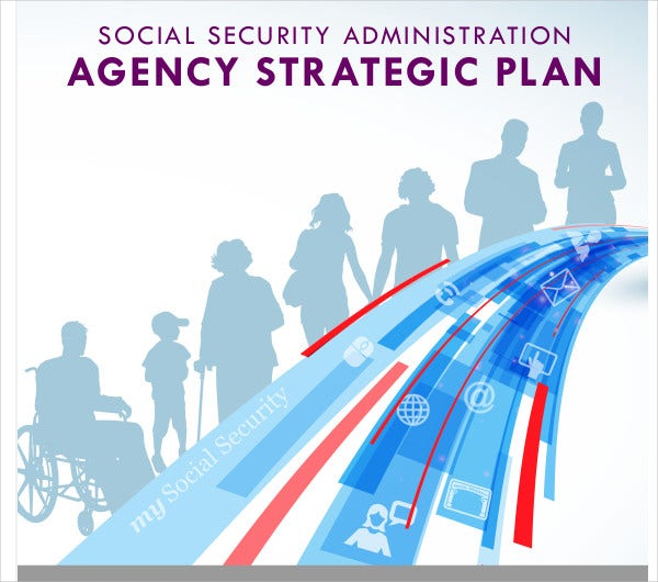 social security administration agency strategic plan