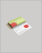 stripes-modern-business-card-template