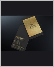 style-metal-business-card
