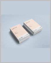 stylish-artist-business-card