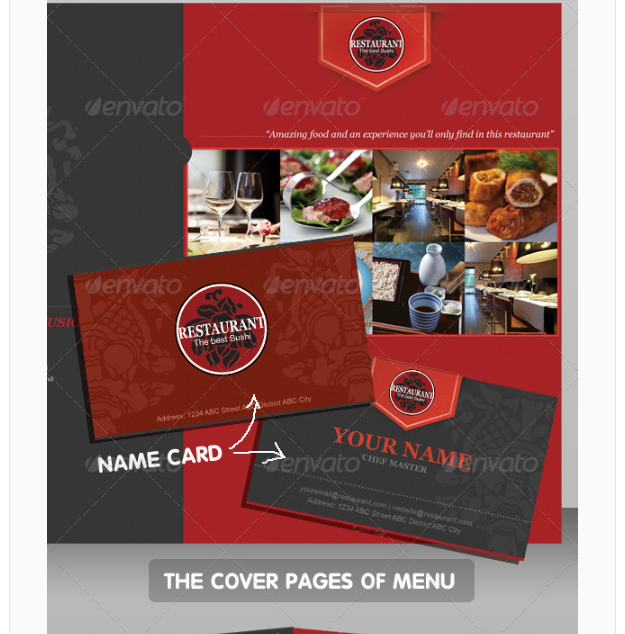 sushi-restaurant-menu-and-name-card-template