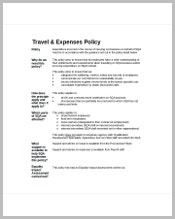 travel-and-expense-policy