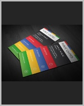 vintage-colorful-business-card