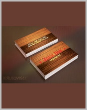 wooden-business-card-template