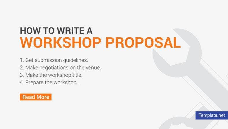 2 How To Write A Workshop Proposal Pdf Free Premium Templates