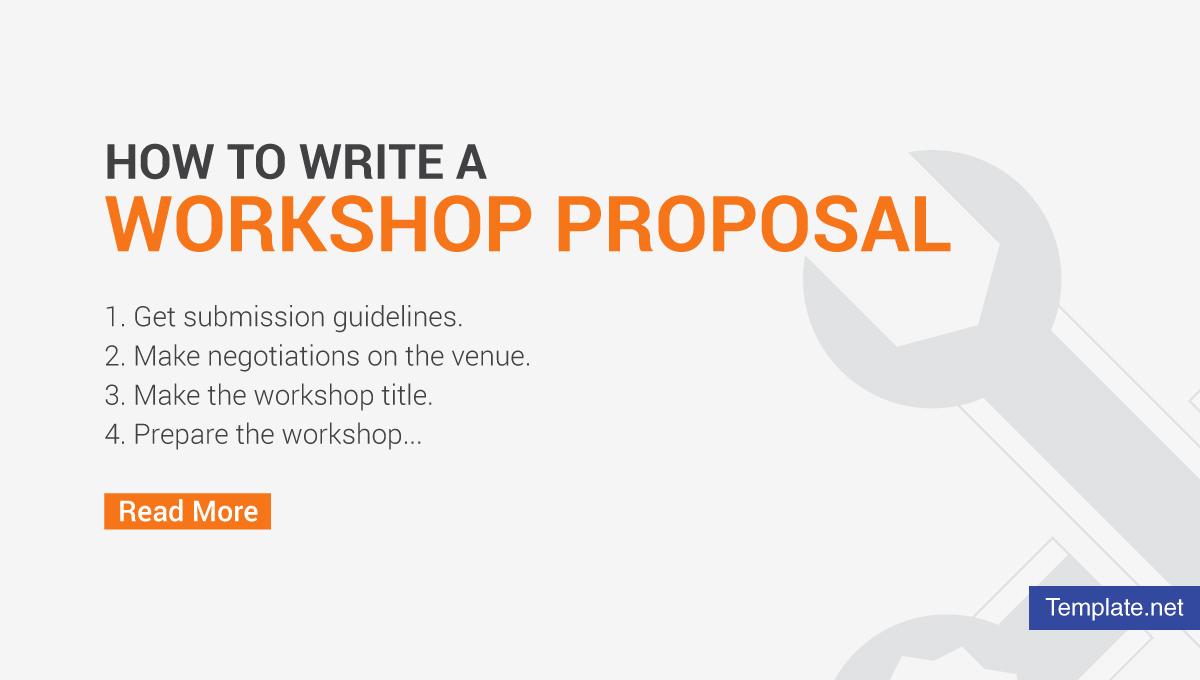 workshopproposal