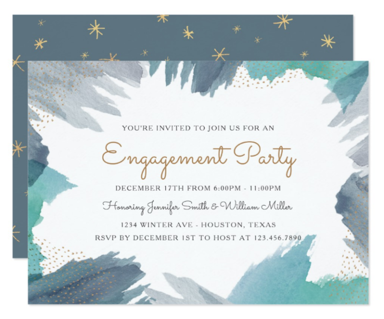 cerulean-engagement-invitation-card