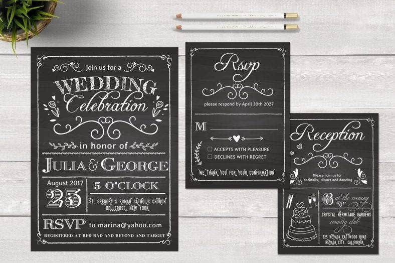 chalkboard-wedding-event-invitation-card