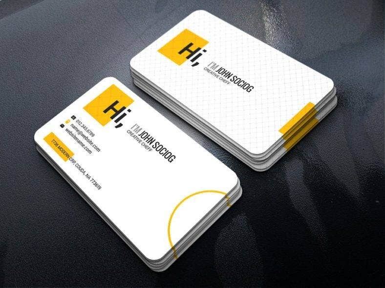 17 catering business card designs templates psd ai indesign chef catering business card reheart Images