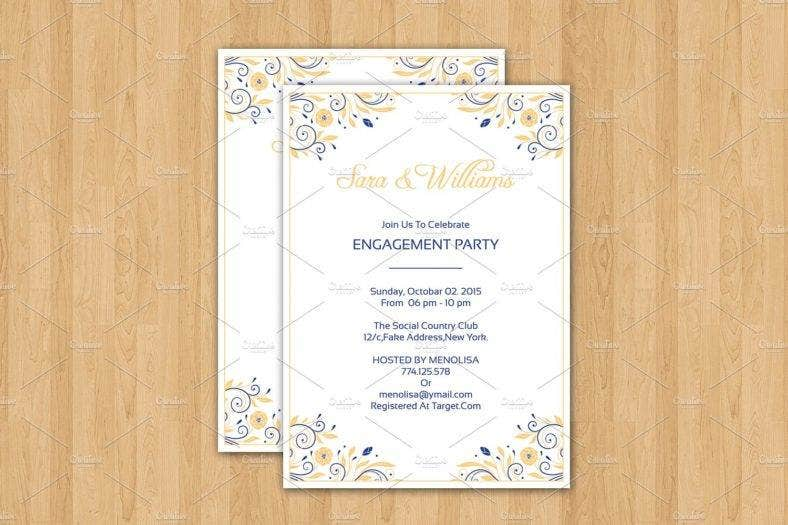 classic-engagement-invitation-card