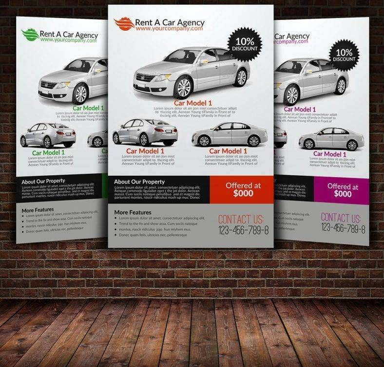 clean-car-rental-flyer