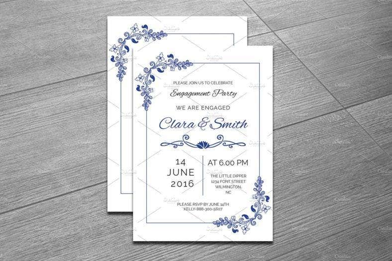 clean-engagemenet-invitation-card