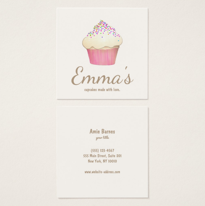 cupcakes-catering-business-card