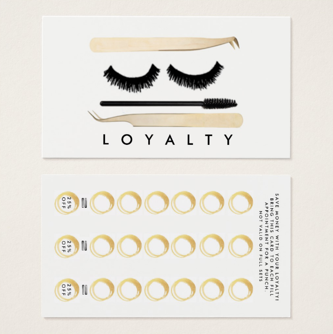 Loyalty Card Designs Templates PSD AI InDesign Free - Loyalty punch card template