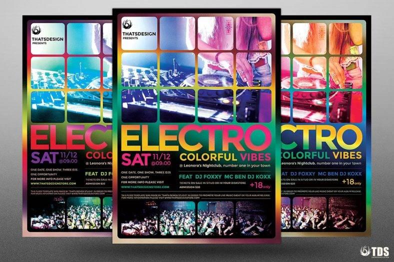 electro-flyer