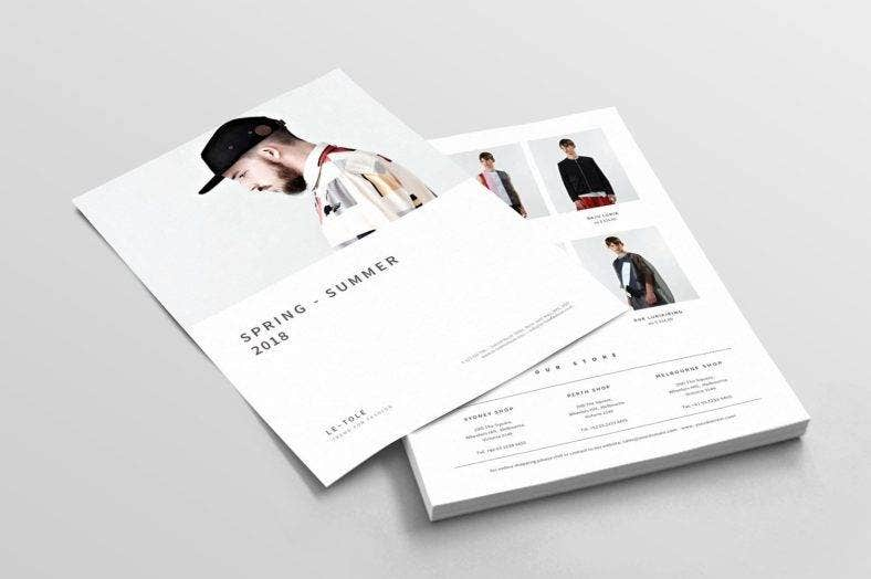 16 minimal flyer designs amp templates psd ai indesign