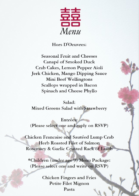 floral-chinese-wedding-menu