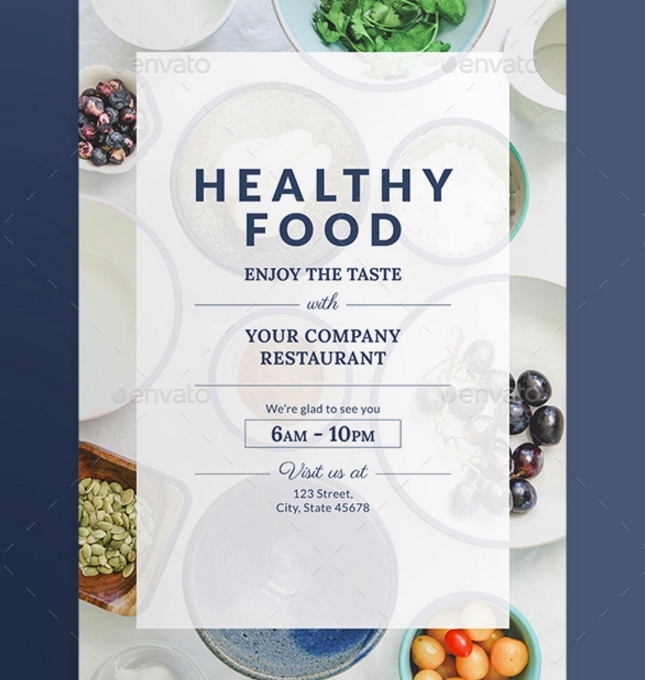 healthy-food-flyer