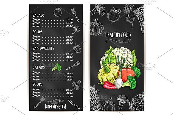 healthy-food-vegetarian-menu