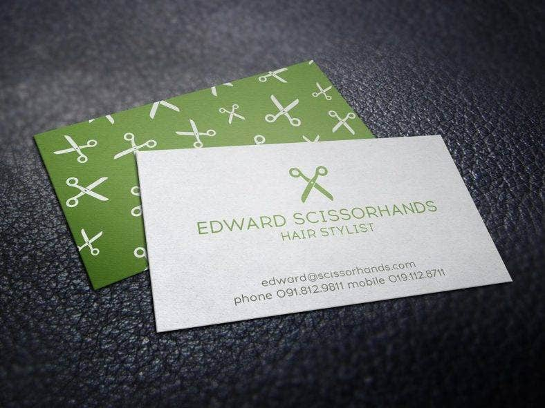 indie-hair-stylist-business-card