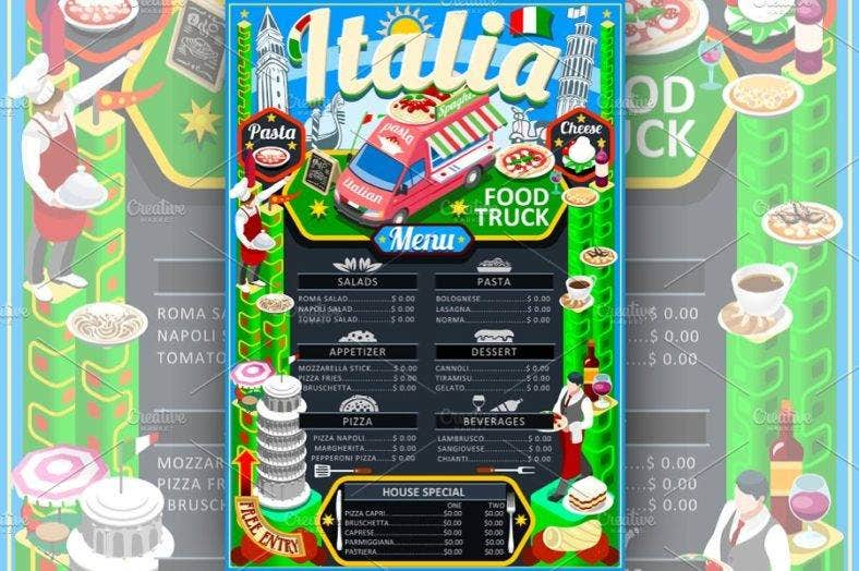 italian-pizza-food-truck-menu