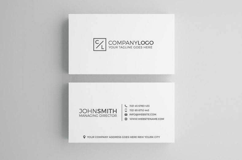 14 modern business card designs templates psd ai indesign free premium templates. Black Bedroom Furniture Sets. Home Design Ideas