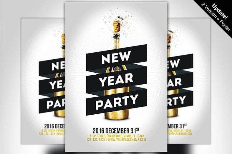 minimal-new-year-party-flyer