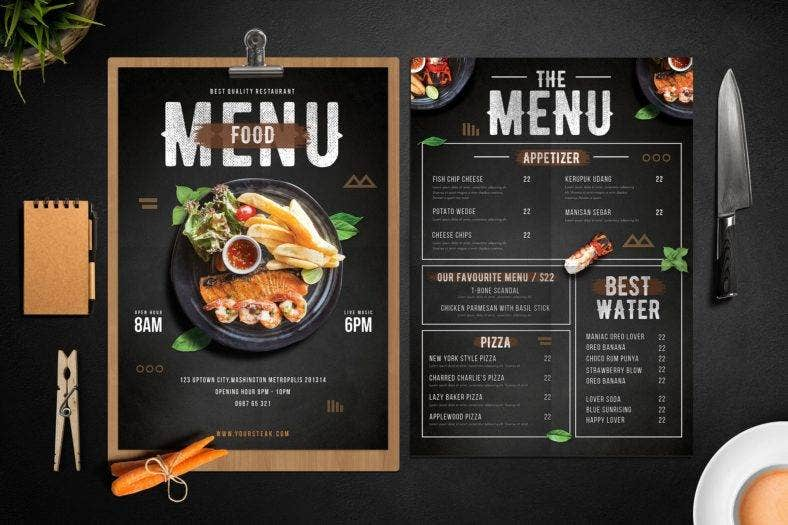 modern-food-and-drink-menu