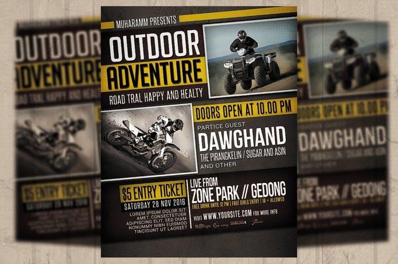 outdoor-adventure-flyer