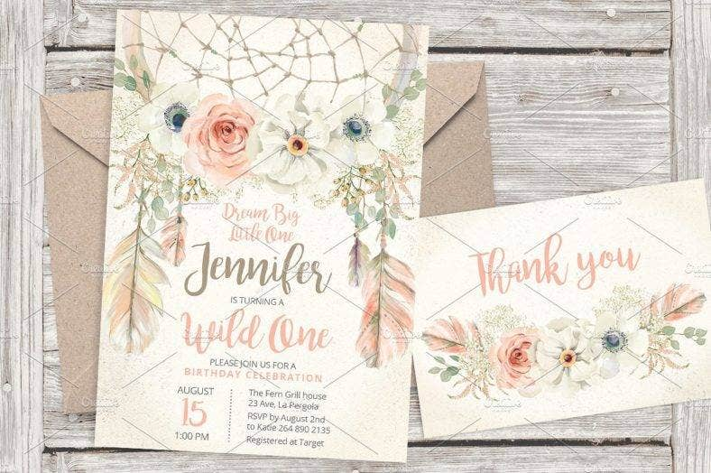 pastel-dreamcatcher-event-invitation-card