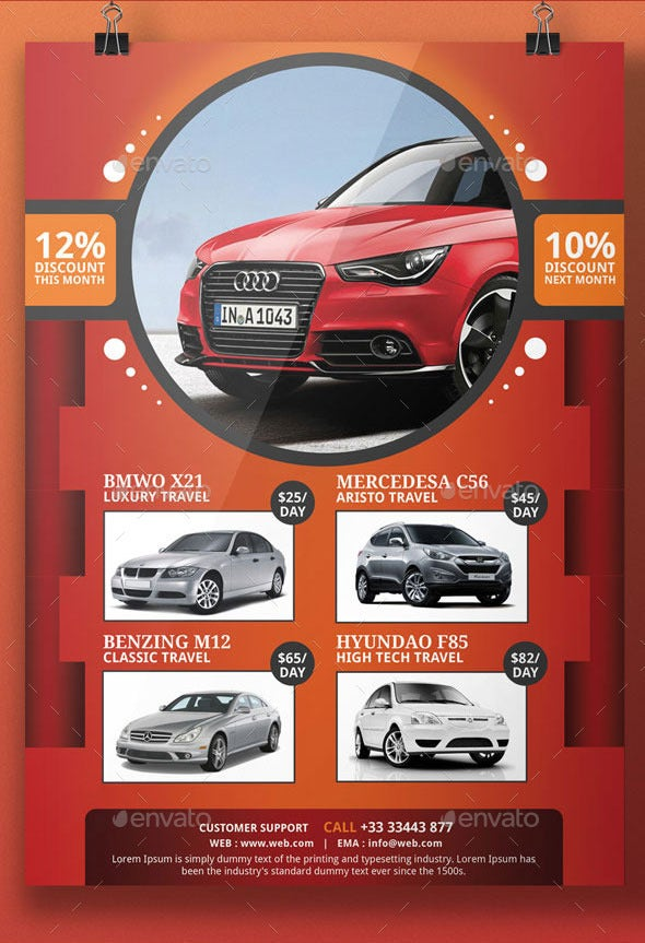 psd-car-rental-flyer