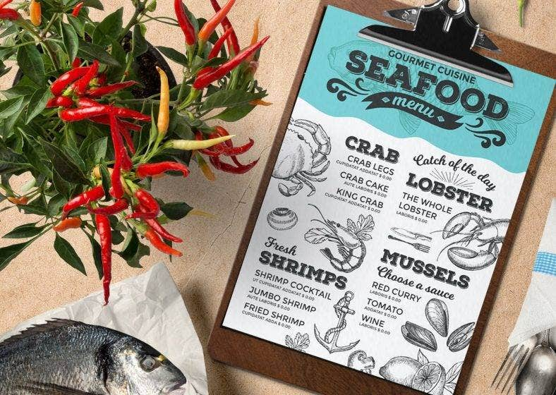 seafood-food-and-drink-menu