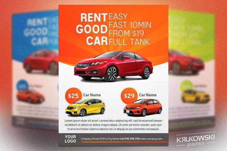 simple-car-rental-flyer