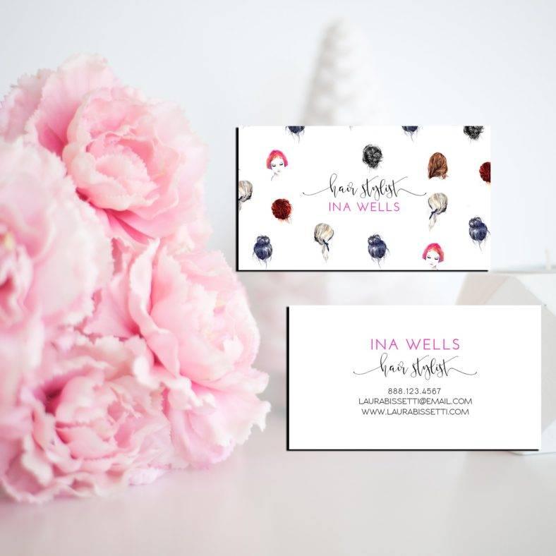 simple-hair-stylist-business-card