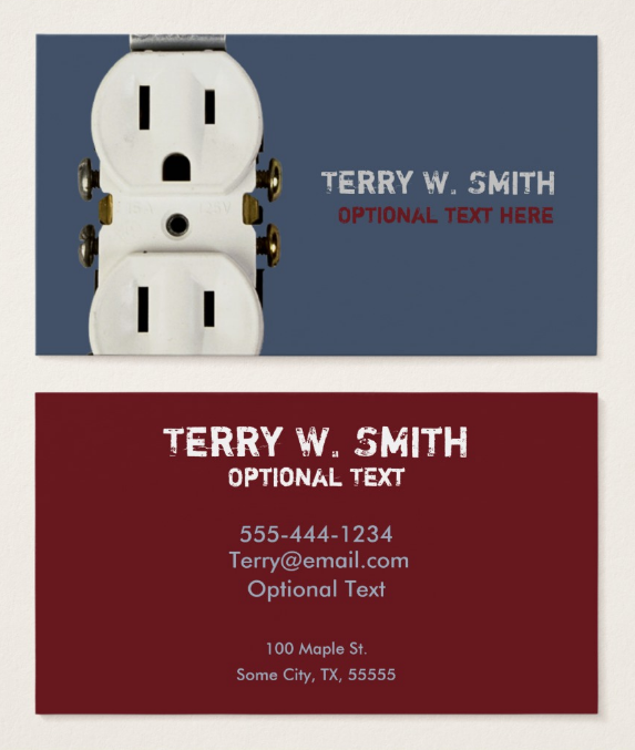 stylish-electrician-business-card
