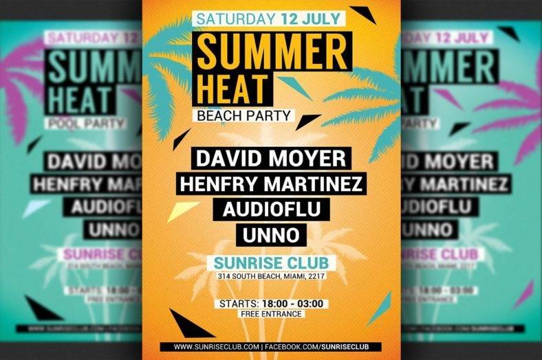 summer-party-minimal-flyer
