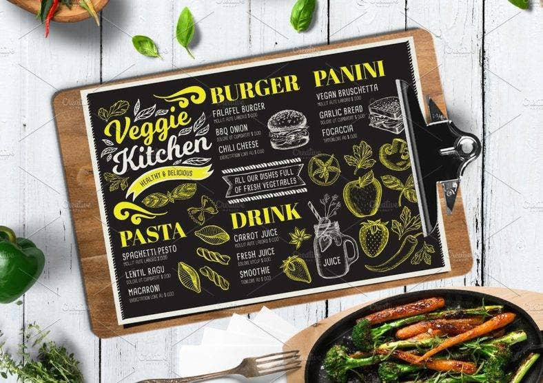 vegan-food-menu
