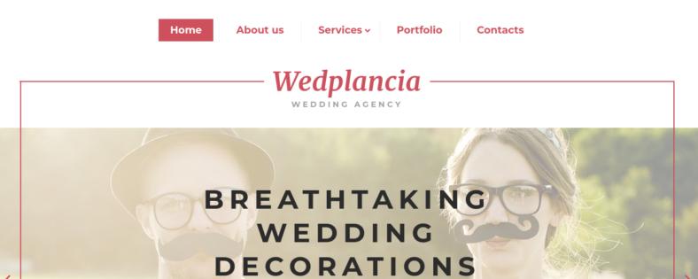 wedplancia
