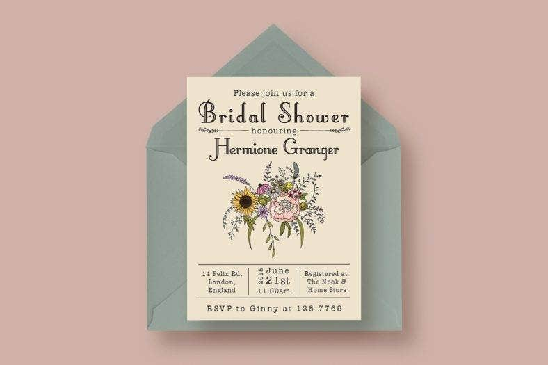 wildflower-bridal-shower-event-invitation-card