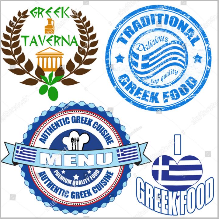 authentic-greek-food-menu-labels-template-set