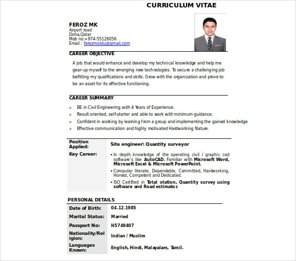 9  drafter resume templates