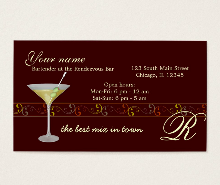 bar-owner-business-card
