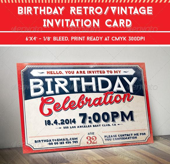 birthday_retro_vintage_invitation_card_2