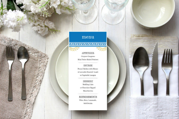 bluegreekthemeweddingmenutemplatefeaturedimg