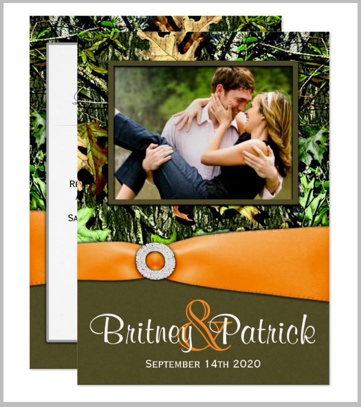 camouflage-orange-hunting-wedding-invitation-card-template