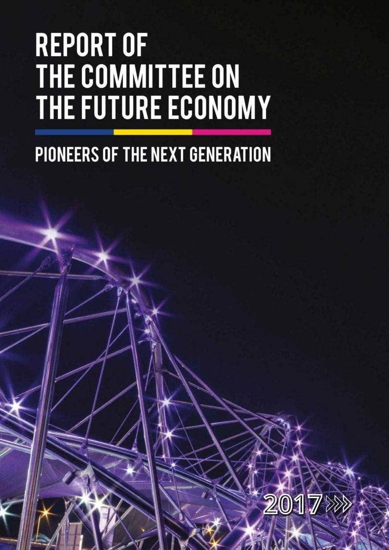 Committee Report on Future of the Economy